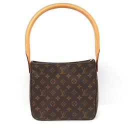LOUIS VUITTON Louis Vuitton Looping MM Shoulder bag M51146 Monogram Monogram
