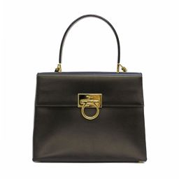 Salvatore Ferragamo Salvatore Ferragamo Gancini 2way Shoulder Bag Hand