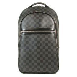 LOUIS VUITTON Louis Vuitton Michael Rucksack Bag Pack N58024 Damier Graffiti