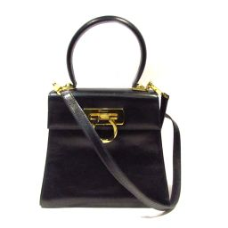 Salvatore Ferragamo Ganini 2way shoulder handbag