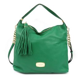 MICHAEL KORS Michael Kors 2way shoulder bag green cowhide (calf) [Used] [Rank A]
