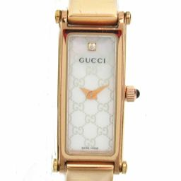 GUCCI Gucci Bangle Watch Watch Watch 1500L Gold GP [Used] [Rank A] Lady