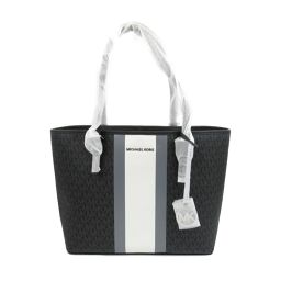 MICHAEL KORS Michael Kors Carry All Tote Bag 35F9STVT2T Heather Gray x M
