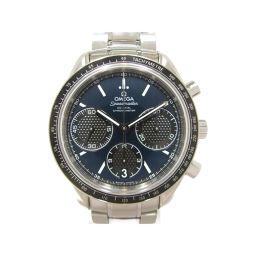 OMEGA オメガ スピードマスター デイト SS メンズ 腕時計 ウォッチ 326.30.40.50 ブルー ス
