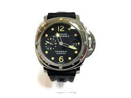 PANERAI パネライ サブマーシブル 腕時計 ウォッチ PAM00024 シルバー ステンレススチール(SS)