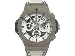 HUBLOT ウブロ ビッグバン アエロバン 腕時計 ウォッチ 311.SX.2090.NR.M7K15 ホワイト