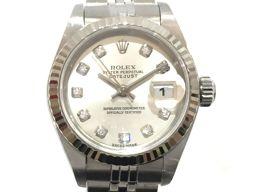 ROLEX ロレックス デイトジャスト 腕時計 ウォッチ 79174G シルバー ステンレススチール(SS) ×K