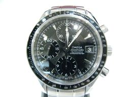OMEGA オメガ スピードマスター デイト 腕時計 ウォッチ メンズ 3210.50 シルバー ステンレススチー