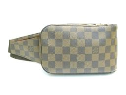 LOUIS VUITTON ルイヴィトン ジェロニモス ボディバッグ N51994 ダミエ ダミエ 【中古】【ラン