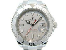 ROLEX ロレックス ヨットマスター ロレジウム 腕時計 ウォッチ 16622 シルバー ステンレススチール(S