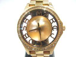 MARC BY MARC JACOBS マーク バイ マークジェイコブス ヘンリー スケルトン ウォッチ 腕時計