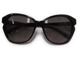 Dior クリスチャン・ディオール サングラス ブラック プラスチック 【中古】【ランクA】 レディース