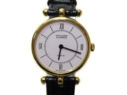 Van Cleef & Arpels ヴァンクリーフ&アーペル ラ コレクション 腕時計 ウォッチ ゴールド K1