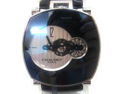 CHAUMET ショーメ ダンディ エディション アーティ 腕時計 ウォッチ W18291-40B ブラック ステ