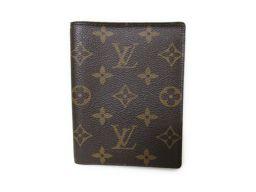 LOUIS VUITTON ルイヴィトン パスポートケース モノグラム モノグラム 【中古】【ランクA】 メンズ/