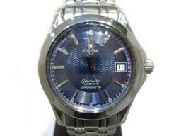 OMEGA オメガ シーマスター 腕時計 ウォッチ 1501/823 シルバー ステンレススチール(SS) 【中古