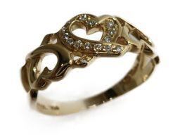 TIFFANY&CO ティファニー パロマ・ピカソ リング 指輪 ゴールド K18YG(750) イエローゴールド