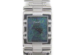 PIAGET ピアジェ ダンサー 腕時計 ウォッチ 15217K81 シルバー ステンレススチール(SS)  x