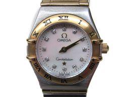 OMEGA オメガ コンステレーションミニ  腕時計 ウォッチ 1262.75 シルバー ステンレススチール(SS
