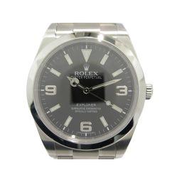 ROLEX ロレックス エクスプローラー1 腕時計 ウォッチ 214270 シルバー ステンレススチール(SS)