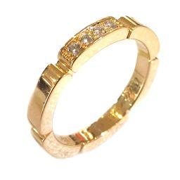 Cartier カルティエ マイヨーンパンテール 4Pダイヤ ダイヤモンド リング 指輪  ピンクゴールド K18