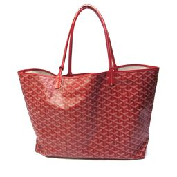 GOYARD Goyard San Luis GM Tote Bag Red Coated Campus [Used] [Rank A] Mens /
