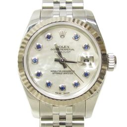 ROLEX Rolex Datejust Watch Watch 179174NGS Silver Stainless Steel (SS)