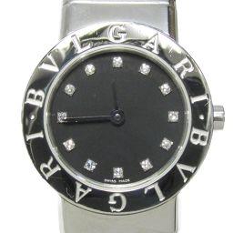BVLGARI ブルガリ ブルガリ トゥボガス 時計 ウォッチ BB232TS ブラック ステンレススチール(SS