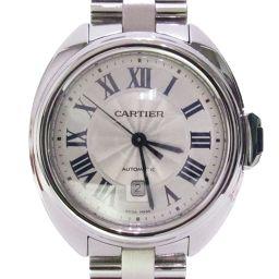 Cartier カルティエ クレドゥ カルティエ 腕時計 ウォッチ WSCL0005 シルバー ステンレススチール
