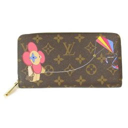 LOUIS VUITTON [Limited to Japan] Zippy Wallet Round Long Wallet M69054 Monogram