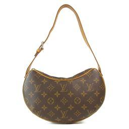 LOUIS VUITTON Louis Vuitton Pochette ・ Croissant Shoulder Bag M51510 Monogram Mo