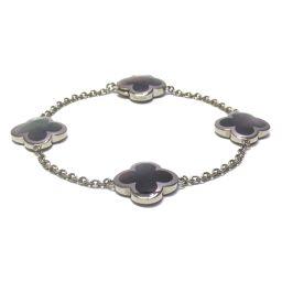 Van Cleef & Arpels Van Cleef & Arpels Alhambra Bracelet (4P) Silver Gray