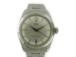TUDOR チュードル プリンスオイスター デカバラ 腕時計 ウォッチ 7934 シルバー ステンレススチール(S
