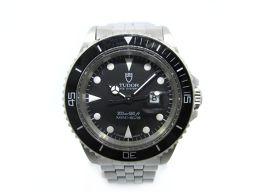 TUDOR チュードル ミニサブマリーナ 腕時計 ウォッチ ボーイズ 73090 シルバー ステンレススチール(S