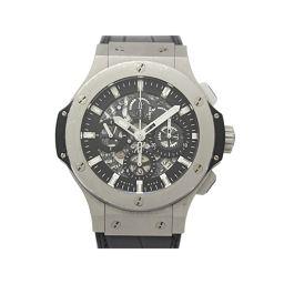 HUBLOT ウブロ ビッグバン アエロバン メンズウォッチ 腕時計 311.SX.1170.GR ブラック ステ