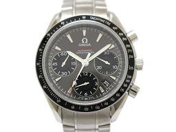 OMEGA オメガ スピードマスター デイト メンズ ウォッチ 腕時計 323.30.40.4006.001 シル