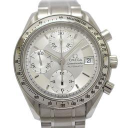 OMEGA オメガ スピードマスター デイト メンズウォッチ 腕時計 3513.30 シルバー ステンレススチール