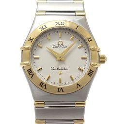 OMEGA オメガ コンステレーション レディースウォッチ 腕時計 1372.30 ホワイト ステンレススチール(