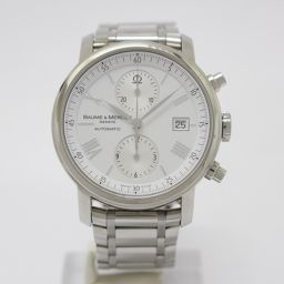 BAUME & MERCIER ボーム&メルシエ クラシマエグゼクティブ クロノグラフ 腕時計 メンズウォッチ 8