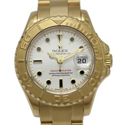 ROLEX Rolex Yacht-Master Ladies Watch Watch 69628 Gold K18YG (750)