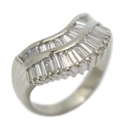 JEWELRY ジュエリー ダイヤモンド リング 指輪 クリアー PT900 プラチナ ×ダイヤモンド(1.01c