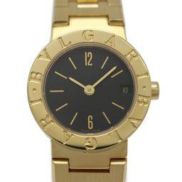 BVLGARI ブルガリ ブルガリ ブルガリ レディースウォッチ 腕時計  BB23GGD ゴールド K18YG(