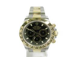 ROLEX ロレックス デイトナ 時計 ウォッチ 116503 ゴールドxシルバー K18YG(750)イエローゴ