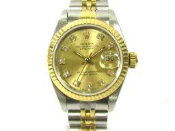 ROLEX ロレックス デイトジャスト ウォッチ 腕時計 69173G ゴールド ステンレススチール(SS) XK