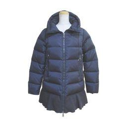 MONCLER モンクレール ダウン ジャケット ネイビー ナイロン 100%//詰物:ダウン90%×フェザー10