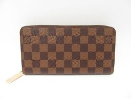 LOUIS VUITTON ルイヴィトン ジッピー・ウォレット 長財布 N41661 ダミエ ダミエ 【新品】 メ