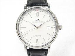 IWC インターナショナル・ウォッチ・カンパニー ポートフィノ 腕時計 ウォッチ IW356501 シルバー ステ