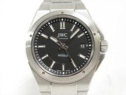 IWC インターナショナル・ウォッチ・カンパニー インヂュニア 腕時計 ウォッチ IW323902 ブラック ステ