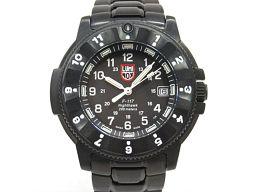 LUMINOX ルミノックス F-117 ナイトホーク 腕時計 ウォッチ 3400-200 ブラック ステンレスス
