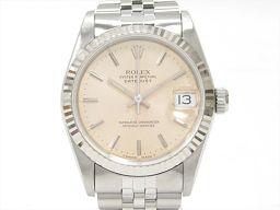 ROLEX ロレックス デイトジャスト 腕時計 ウォッチ 68274 ゴールド ステンレススチール(SS) xK1